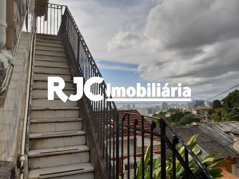 21 - Casa à venda Rua Almirante Alexandrino,Santa Teresa, Rio de Janeiro - R$ 1.200.000 - MBCA60025 - 21