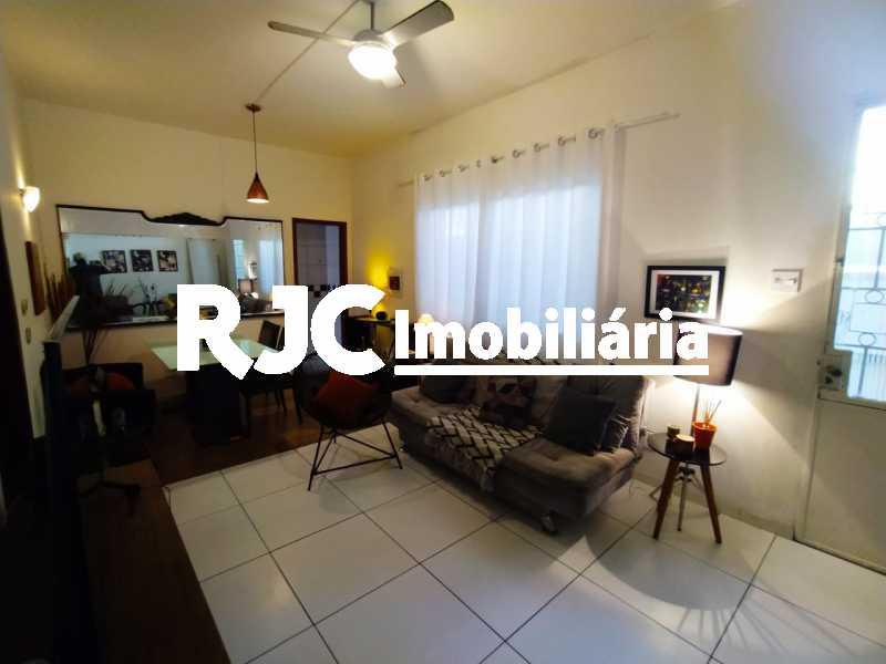 1. - Casa à venda Rua Jorge Rudge,Vila Isabel, Rio de Janeiro - R$ 750.000 - MBCA40196 - 1