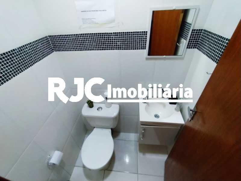 10 LAVABO. - Casa à venda Rua Jorge Rudge,Vila Isabel, Rio de Janeiro - R$ 750.000 - MBCA40196 - 11