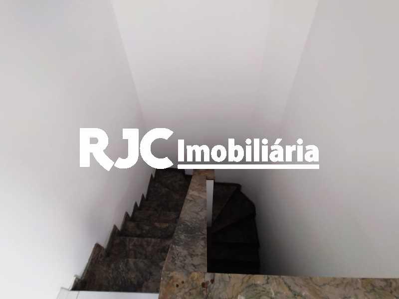 22. - Casa à venda Rua Jorge Rudge,Vila Isabel, Rio de Janeiro - R$ 750.000 - MBCA40196 - 22