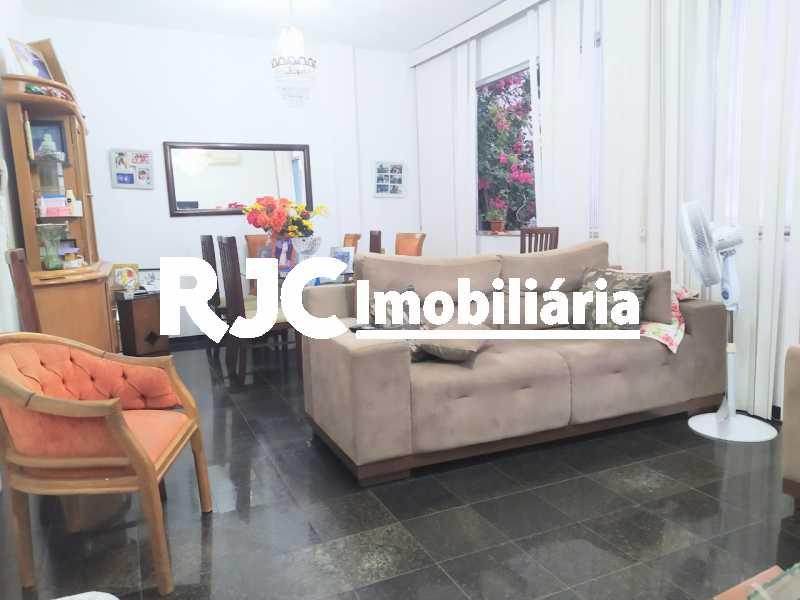 1. - Casa de Vila à venda Rua Aristides Lobo,Rio Comprido, Rio de Janeiro - R$ 700.000 - MBCV40071 - 1