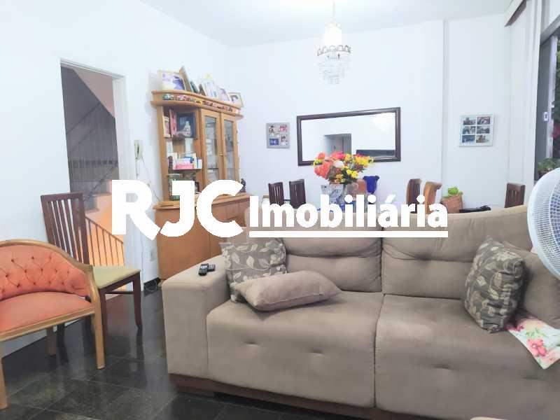 2. - Casa de Vila à venda Rua Aristides Lobo,Rio Comprido, Rio de Janeiro - R$ 700.000 - MBCV40071 - 3