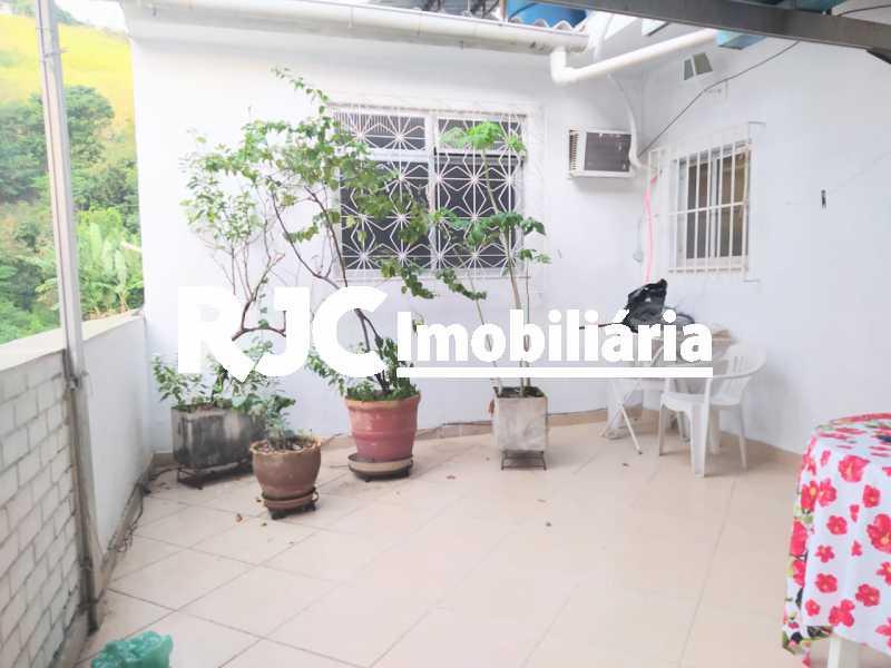 3. - Casa de Vila à venda Rua Aristides Lobo,Rio Comprido, Rio de Janeiro - R$ 700.000 - MBCV40071 - 4
