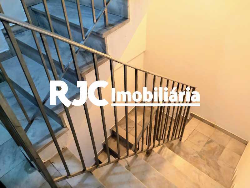 7. - Casa de Vila à venda Rua Aristides Lobo,Rio Comprido, Rio de Janeiro - R$ 700.000 - MBCV40071 - 7