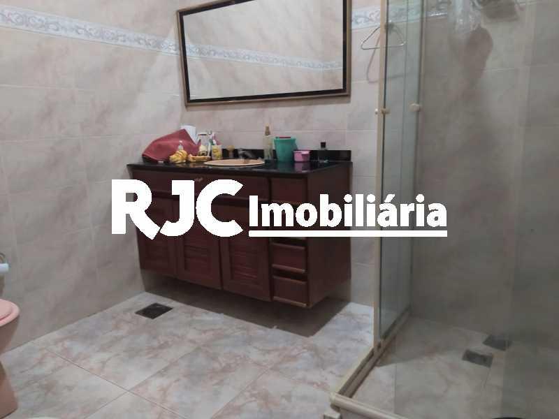 11. - Casa de Vila à venda Rua Aristides Lobo,Rio Comprido, Rio de Janeiro - R$ 700.000 - MBCV40071 - 11
