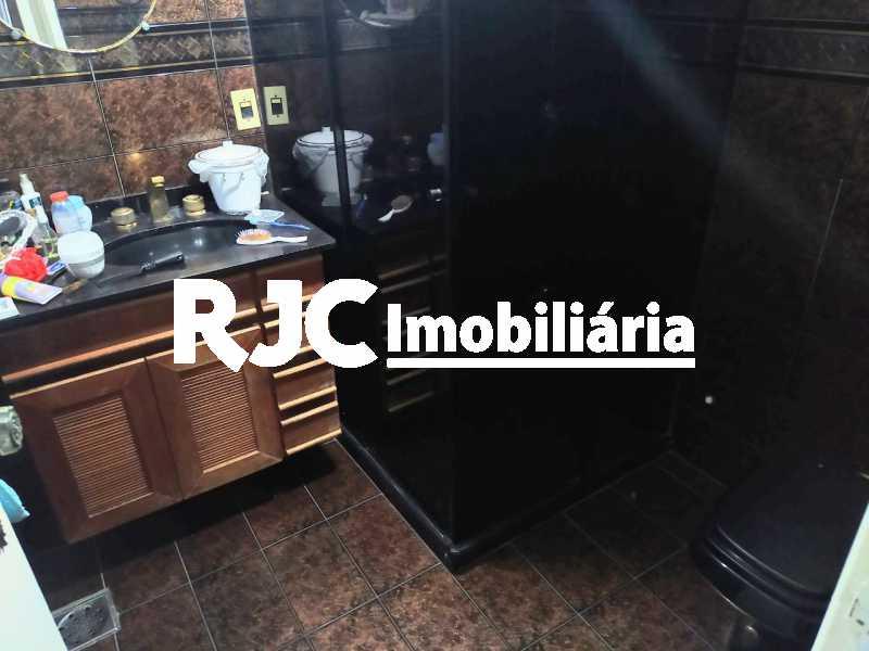 12. - Casa de Vila à venda Rua Aristides Lobo,Rio Comprido, Rio de Janeiro - R$ 700.000 - MBCV40071 - 12