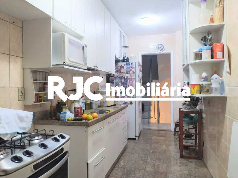 14. - Casa de Vila à venda Rua Aristides Lobo,Rio Comprido, Rio de Janeiro - R$ 700.000 - MBCV40071 - 14