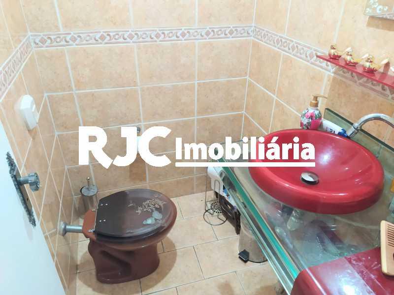 16.1. - Casa de Vila à venda Rua Aristides Lobo,Rio Comprido, Rio de Janeiro - R$ 700.000 - MBCV40071 - 16