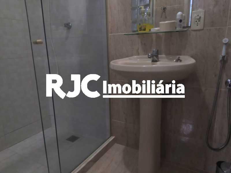 16. - Casa de Vila à venda Rua Aristides Lobo,Rio Comprido, Rio de Janeiro - R$ 700.000 - MBCV40071 - 17