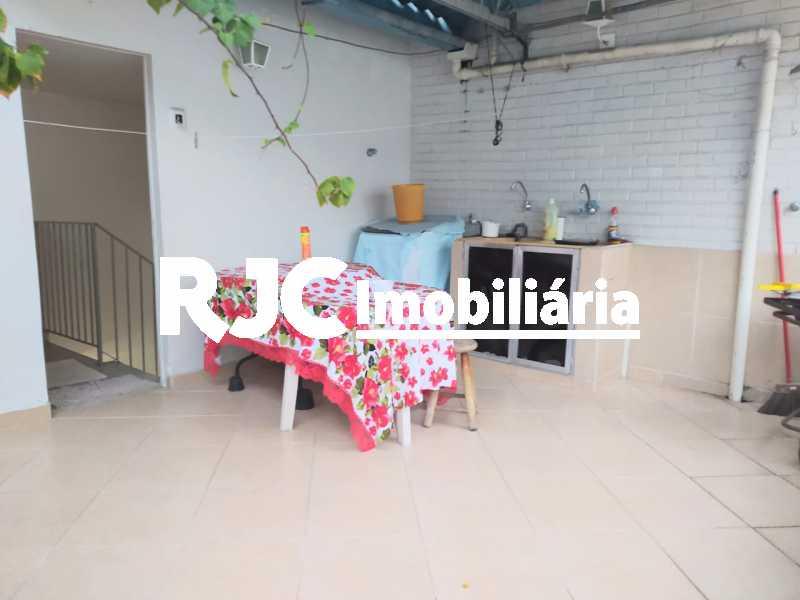17. - Casa de Vila à venda Rua Aristides Lobo,Rio Comprido, Rio de Janeiro - R$ 700.000 - MBCV40071 - 18