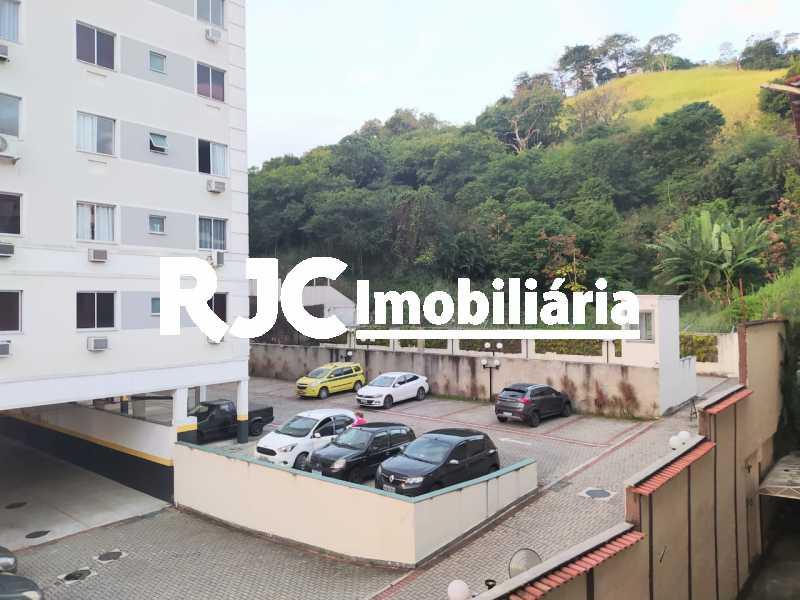 19. - Casa de Vila à venda Rua Aristides Lobo,Rio Comprido, Rio de Janeiro - R$ 700.000 - MBCV40071 - 20