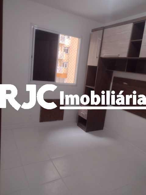 012 - Apartamento à venda Rua Piauí,Todos os Santos, Rio de Janeiro - R$ 250.000 - MBAP25628 - 8