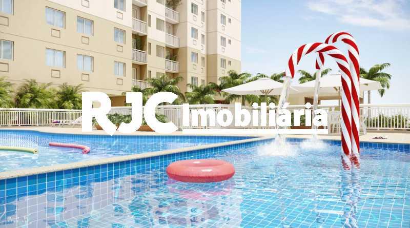 21 - Apartamento à venda Rua Piauí,Todos os Santos, Rio de Janeiro - R$ 250.000 - MBAP25628 - 26