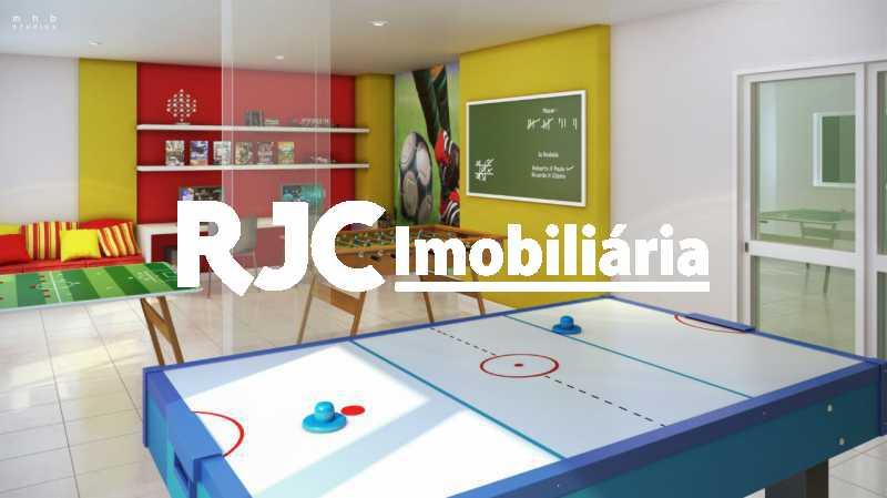 24 - Apartamento à venda Rua Piauí,Todos os Santos, Rio de Janeiro - R$ 250.000 - MBAP25628 - 30