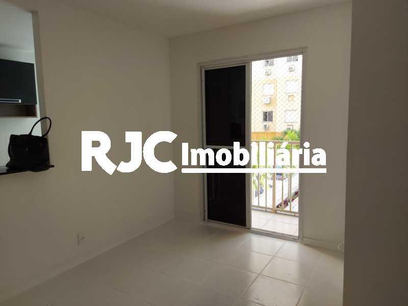 1 - Apartamento à venda Rua Piauí,Todos os Santos, Rio de Janeiro - R$ 250.000 - MBAP25628 - 1