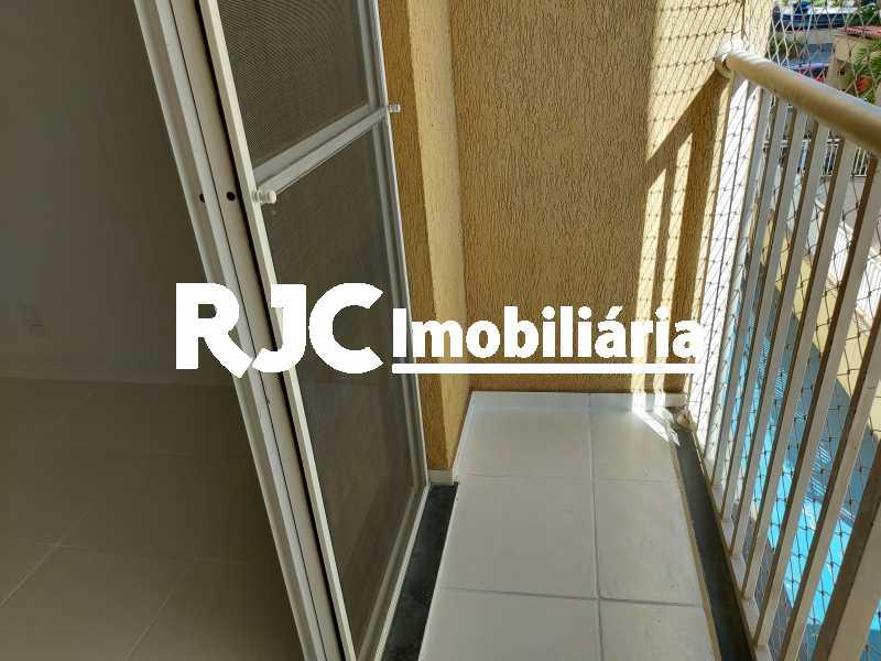 3 - Apartamento à venda Rua Piauí,Todos os Santos, Rio de Janeiro - R$ 250.000 - MBAP25628 - 5