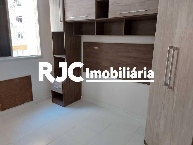 011 - Apartamento à venda Rua Piauí,Todos os Santos, Rio de Janeiro - R$ 250.000 - MBAP25628 - 10