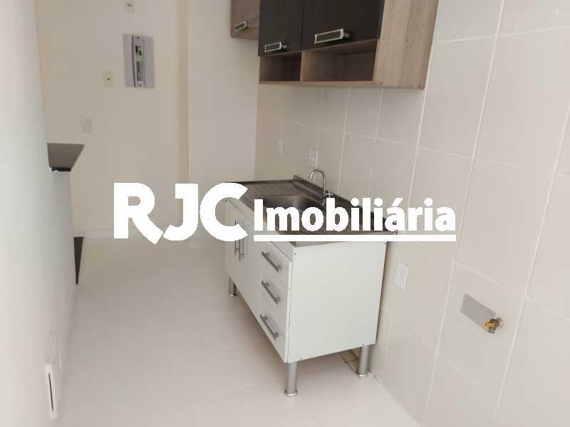 14 - Apartamento à venda Rua Piauí,Todos os Santos, Rio de Janeiro - R$ 250.000 - MBAP25628 - 19