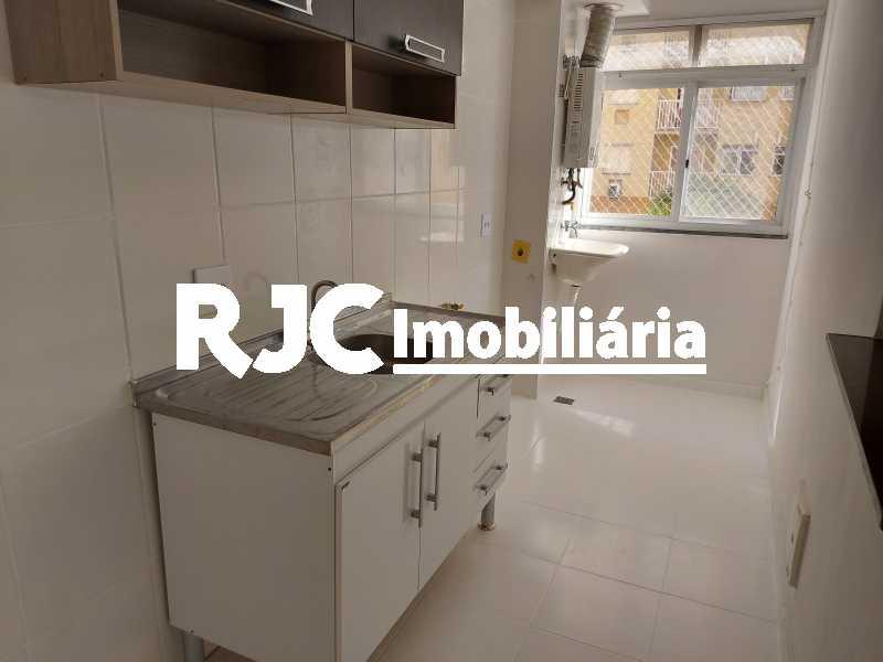17 - Apartamento à venda Rua Piauí,Todos os Santos, Rio de Janeiro - R$ 250.000 - MBAP25628 - 21