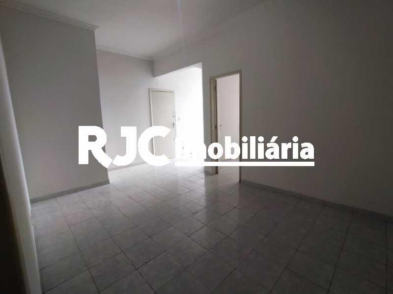 1 Sala. - Apartamento à venda Rua Barão do Bom Retiro,Engenho Novo, Rio de Janeiro - R$ 180.000 - MBAP11005 - 1