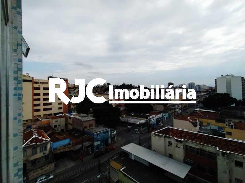 2. - Apartamento à venda Rua Barão do Bom Retiro,Engenho Novo, Rio de Janeiro - R$ 180.000 - MBAP11005 - 3
