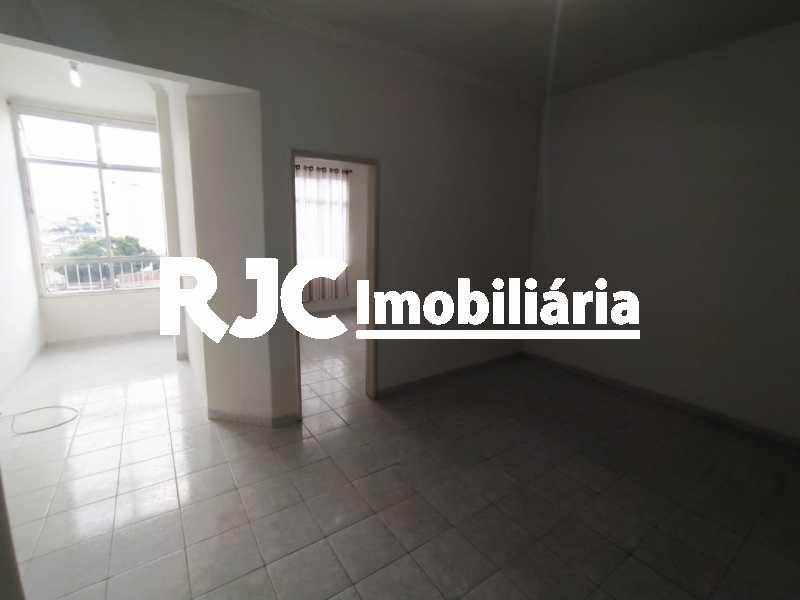 4 Sala. - Apartamento à venda Rua Barão do Bom Retiro,Engenho Novo, Rio de Janeiro - R$ 180.000 - MBAP11005 - 5