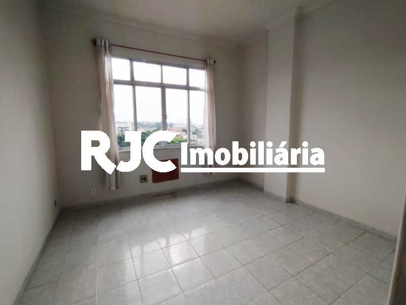7 Quarto. - Apartamento à venda Rua Barão do Bom Retiro,Engenho Novo, Rio de Janeiro - R$ 180.000 - MBAP11005 - 8