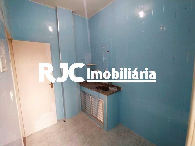 10. - Apartamento à venda Rua Barão do Bom Retiro,Engenho Novo, Rio de Janeiro - R$ 180.000 - MBAP11005 - 11