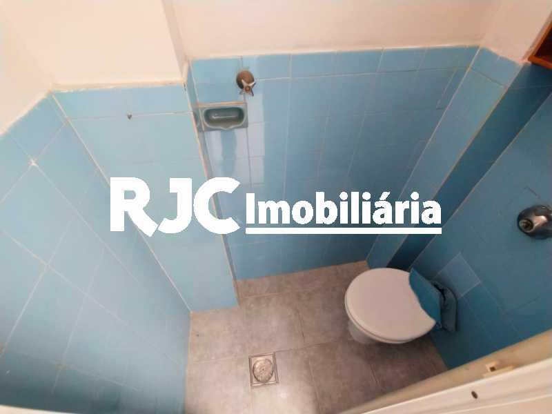 13 Bh de Serviço. - Apartamento à venda Rua Barão do Bom Retiro,Engenho Novo, Rio de Janeiro - R$ 180.000 - MBAP11005 - 14