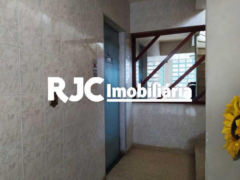 17 Portaria. - Apartamento à venda Rua Barão do Bom Retiro,Engenho Novo, Rio de Janeiro - R$ 180.000 - MBAP11005 - 18
