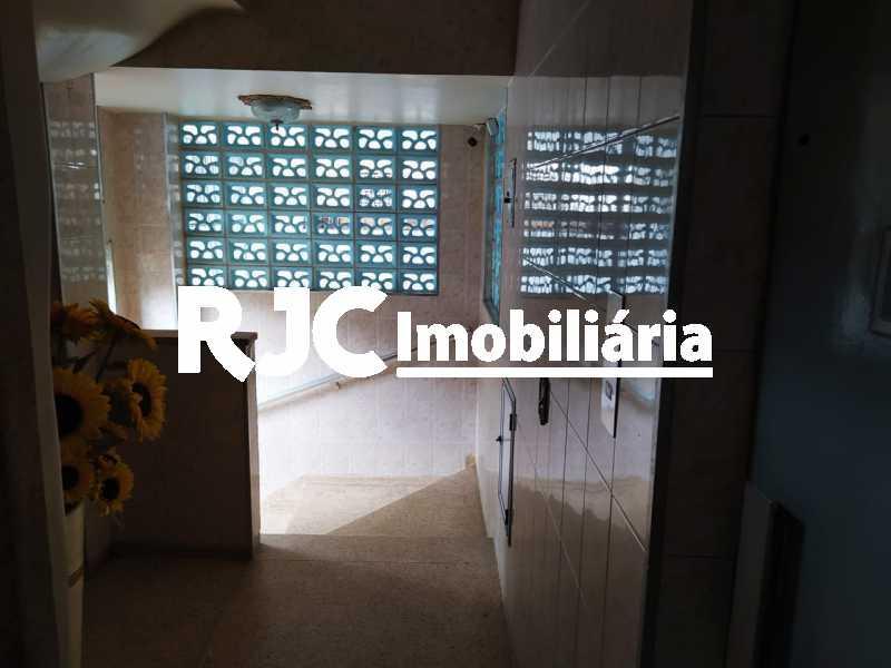 18 Portaria. - Apartamento à venda Rua Barão do Bom Retiro,Engenho Novo, Rio de Janeiro - R$ 180.000 - MBAP11005 - 19
