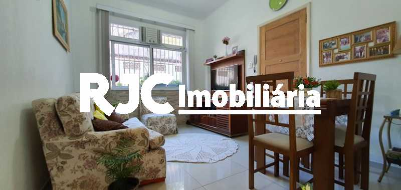 2 - Apartamento à venda Rua Costa Ferraz,Rio Comprido, Rio de Janeiro - R$ 250.000 - MBAP11007 - 3