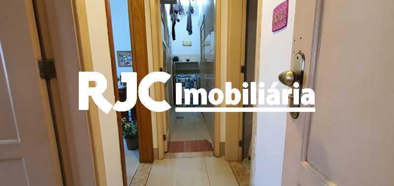 4 - Apartamento à venda Rua Costa Ferraz,Rio Comprido, Rio de Janeiro - R$ 250.000 - MBAP11007 - 5