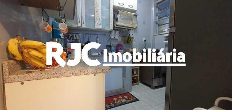 9 - Apartamento à venda Rua Costa Ferraz,Rio Comprido, Rio de Janeiro - R$ 250.000 - MBAP11007 - 10