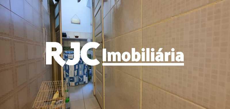 10 - Apartamento à venda Rua Costa Ferraz,Rio Comprido, Rio de Janeiro - R$ 250.000 - MBAP11007 - 11