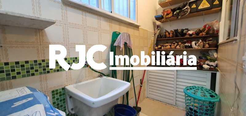 11 - Apartamento à venda Rua Costa Ferraz,Rio Comprido, Rio de Janeiro - R$ 250.000 - MBAP11007 - 12