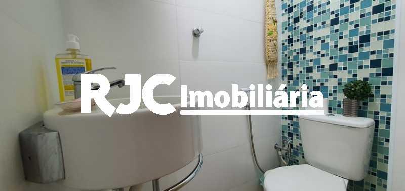 13 - Apartamento à venda Rua Costa Ferraz,Rio Comprido, Rio de Janeiro - R$ 250.000 - MBAP11007 - 14