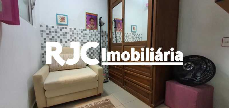 14 - Apartamento à venda Rua Costa Ferraz,Rio Comprido, Rio de Janeiro - R$ 250.000 - MBAP11007 - 15