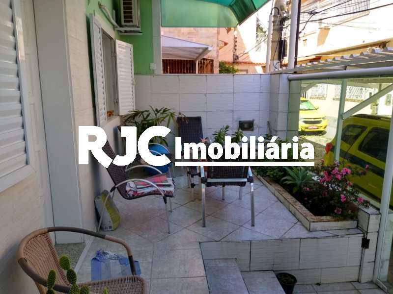 1 - Casa de Vila à venda Boulevard Vinte e Oito de Setembro,Vila Isabel, Rio de Janeiro - R$ 950.000 - MBCV30175 - 1