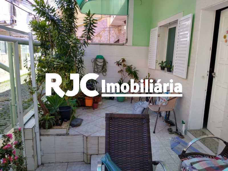 2 - Casa de Vila à venda Boulevard Vinte e Oito de Setembro,Vila Isabel, Rio de Janeiro - R$ 950.000 - MBCV30175 - 3