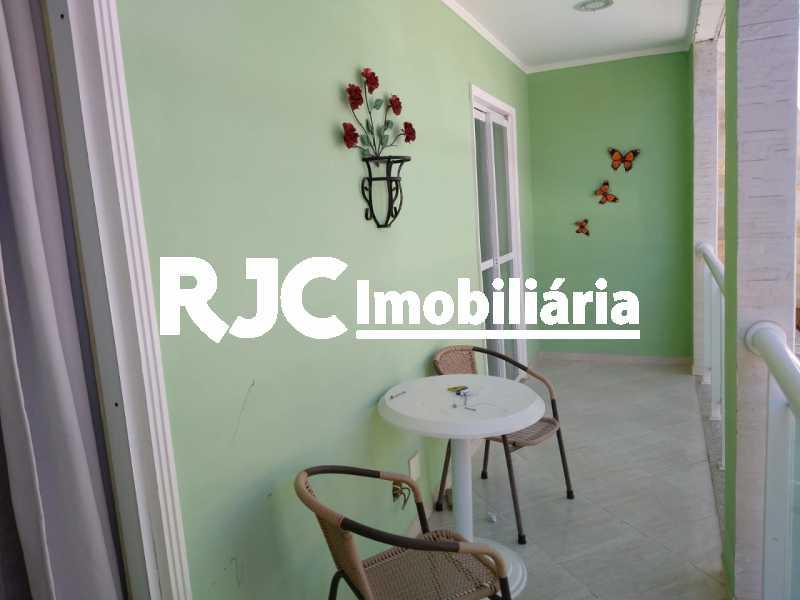 3 - Casa de Vila à venda Boulevard Vinte e Oito de Setembro,Vila Isabel, Rio de Janeiro - R$ 950.000 - MBCV30175 - 4