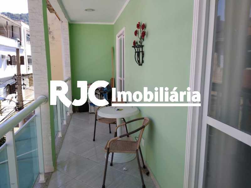 4 - Casa de Vila à venda Boulevard Vinte e Oito de Setembro,Vila Isabel, Rio de Janeiro - R$ 950.000 - MBCV30175 - 5