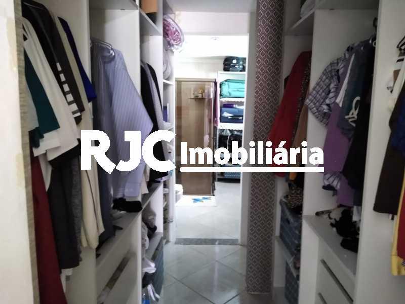 011 - Casa de Vila à venda Boulevard Vinte e Oito de Setembro,Vila Isabel, Rio de Janeiro - R$ 950.000 - MBCV30175 - 12