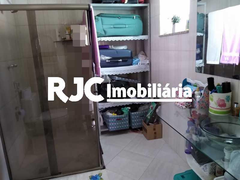 11 - Casa de Vila à venda Boulevard Vinte e Oito de Setembro,Vila Isabel, Rio de Janeiro - R$ 950.000 - MBCV30175 - 13