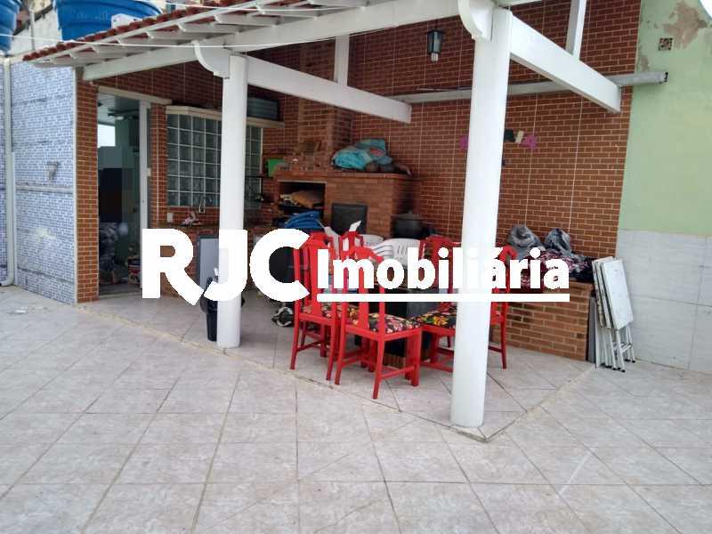 12 - Casa de Vila à venda Boulevard Vinte e Oito de Setembro,Vila Isabel, Rio de Janeiro - R$ 950.000 - MBCV30175 - 14
