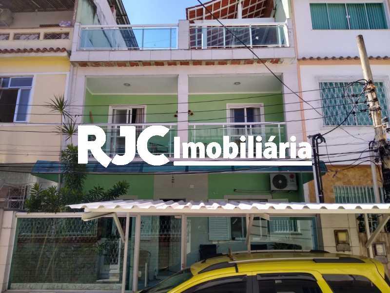 14 - Casa de Vila à venda Boulevard Vinte e Oito de Setembro,Vila Isabel, Rio de Janeiro - R$ 950.000 - MBCV30175 - 16