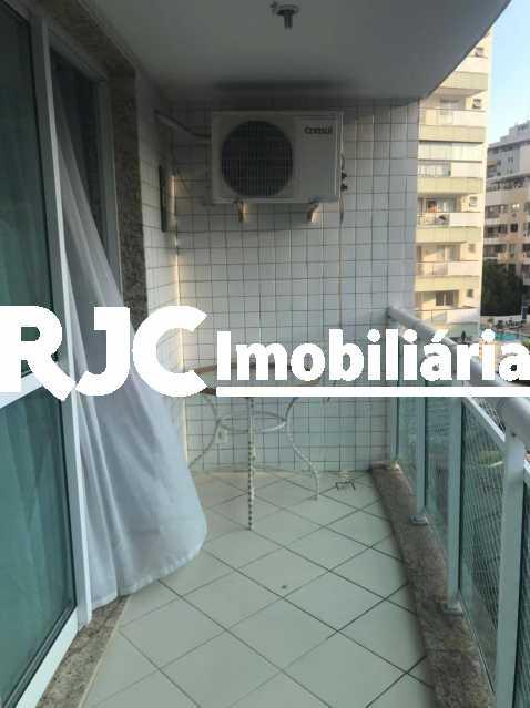 1 - Apartamento à venda Rua Ituverava,Jacarepaguá, Rio de Janeiro - R$ 380.000 - MBAP25670 - 1