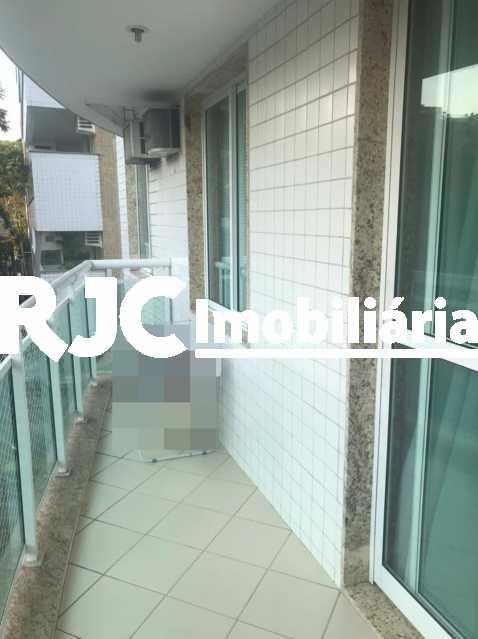 2 - Apartamento à venda Rua Ituverava,Jacarepaguá, Rio de Janeiro - R$ 380.000 - MBAP25670 - 3