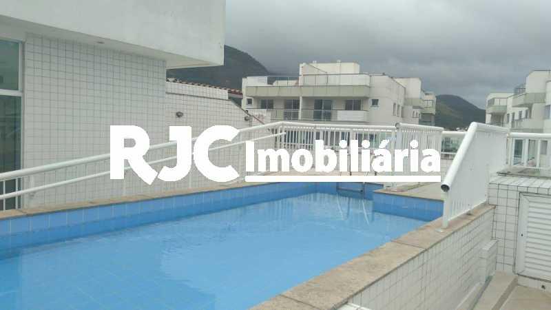 20 - Apartamento à venda Rua Ituverava,Jacarepaguá, Rio de Janeiro - R$ 380.000 - MBAP25670 - 23