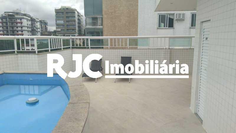 22 - Apartamento à venda Rua Ituverava,Jacarepaguá, Rio de Janeiro - R$ 380.000 - MBAP25670 - 25